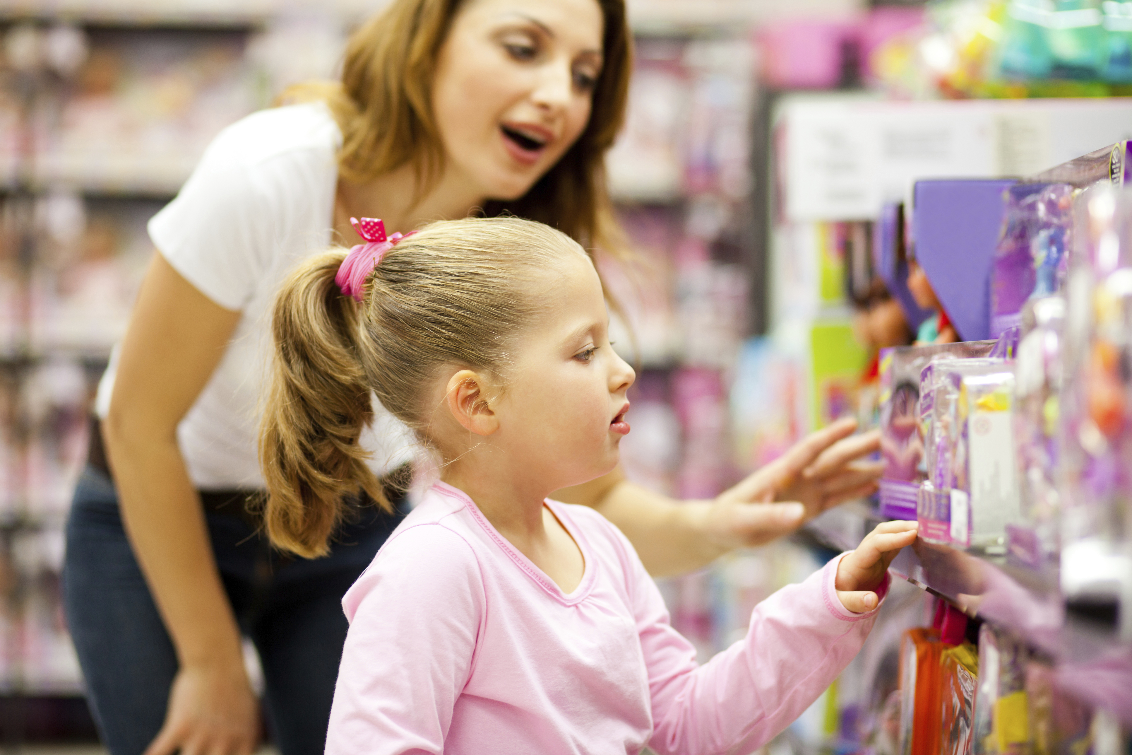 Friends and Family Guide for Buying Toys